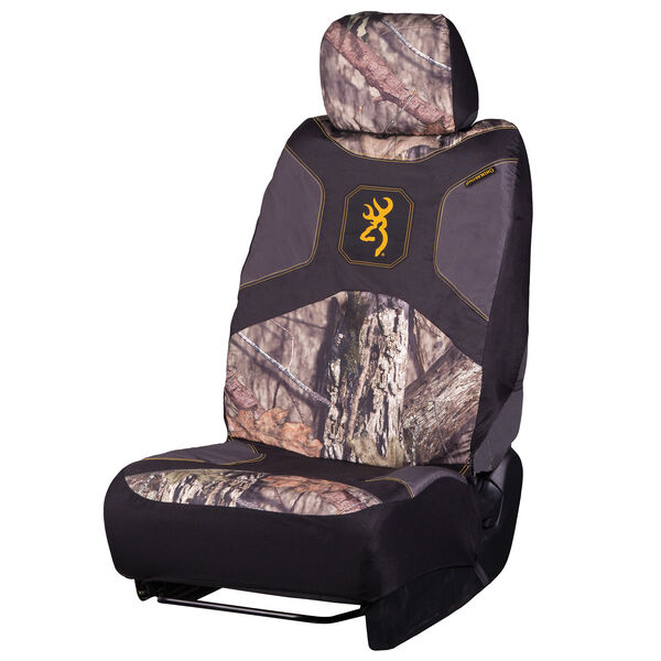 Browning Low-Back Seat Cover, Mossy Oak Break-Up Country