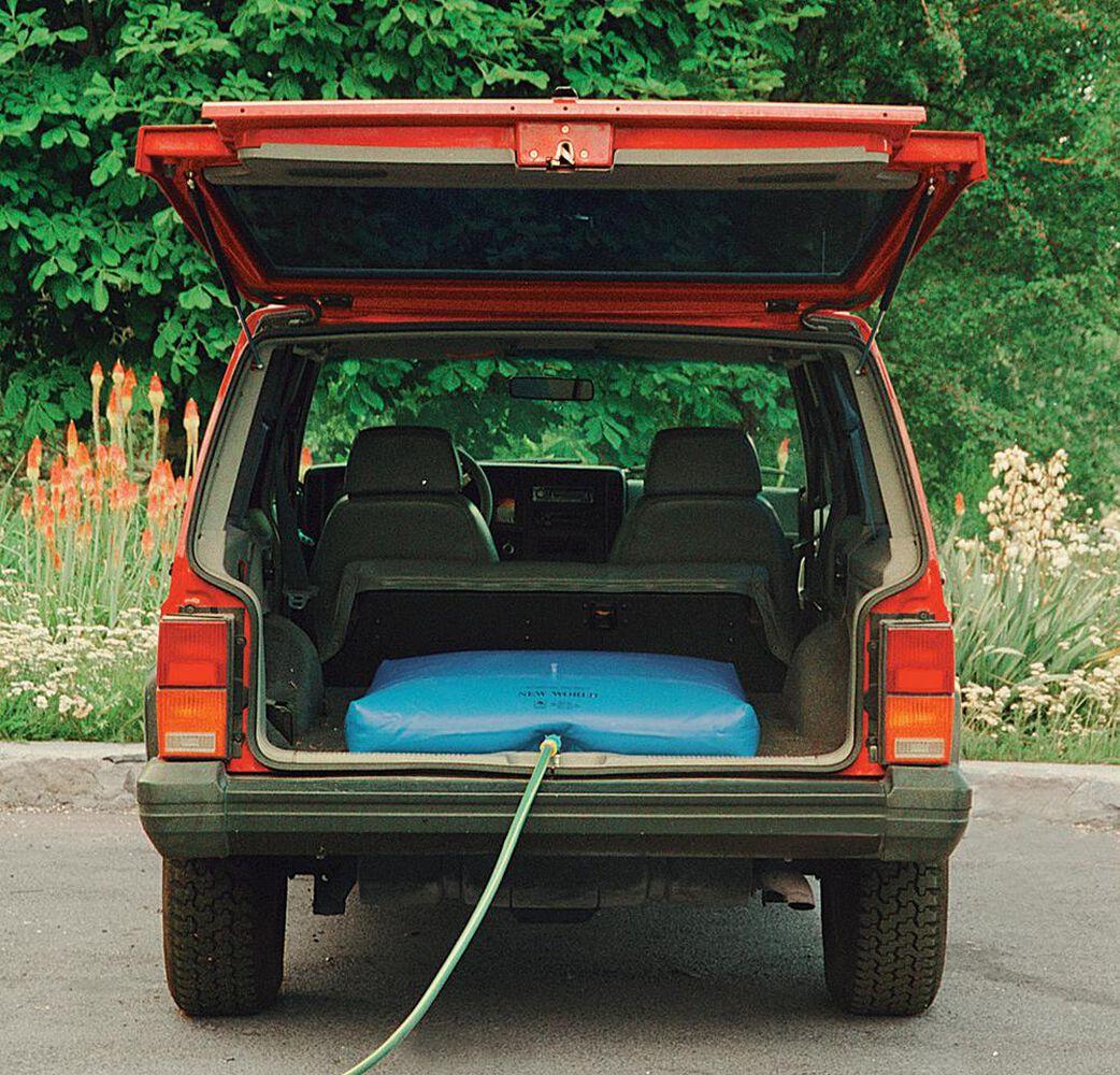 Portable RV Fresh Water Tank, 45 Gallon | Camping World