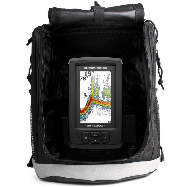 Humminbird PiranhaMAX 4 PT Portable Fishfinder