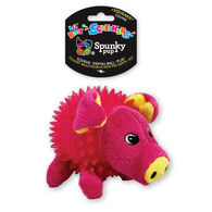 Spunky Pup Lil' Bitty Squeakers Pig Dog Toy