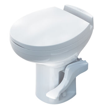 Aqua Magic Residence High Profile Toilet - White