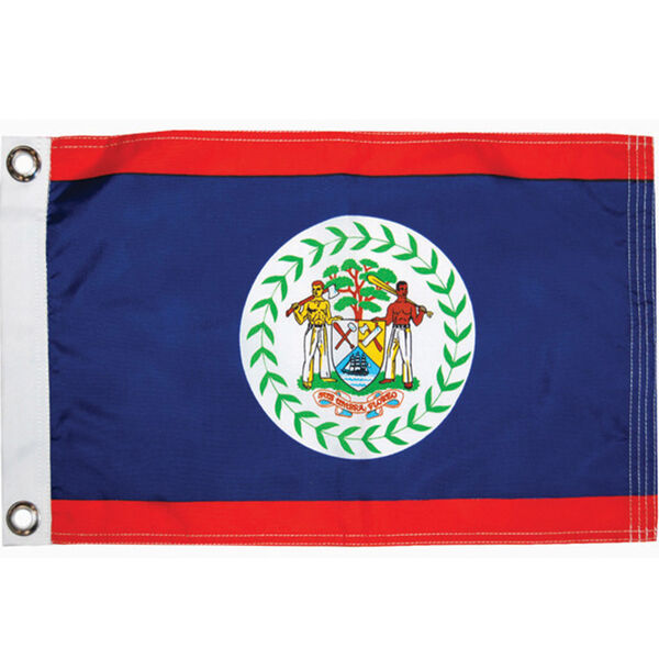 "Belize, 12"" x 18"""