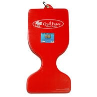Gail Force Extra Thick Saddle Float - Red