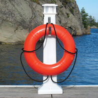 Dock Edge Solar Sentinel