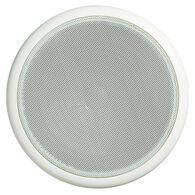 """6"""" Speaker Grille, White"""