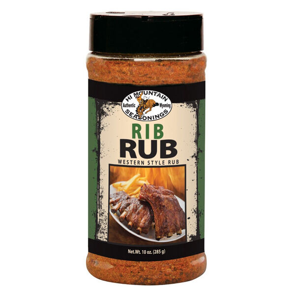 Hi Mountain Seasonings Rib Rub