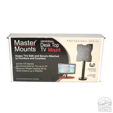 Desktop TV Mount