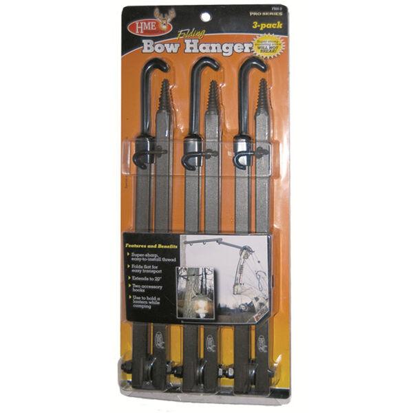 HME Folding Bow Hanger, 3-Pack