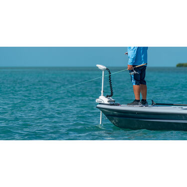"""MotorGuide Xi3 Saltwater Wireless Trolling Motor with Pinpoint GPS, 55-lb. 48"""""""