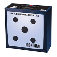 "Big Shot Iron Man 18"" Crossbow High Kinetic Energy Target"