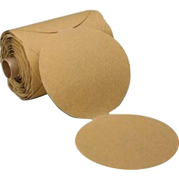 3M Stikit Gold Paper Disc Roll, Grade P320C