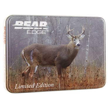 Bear Edge Two-Knife Collectible Tin Gift Set