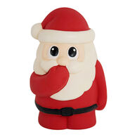Outward Hound Tootiez Santa Holiday Dog Toy