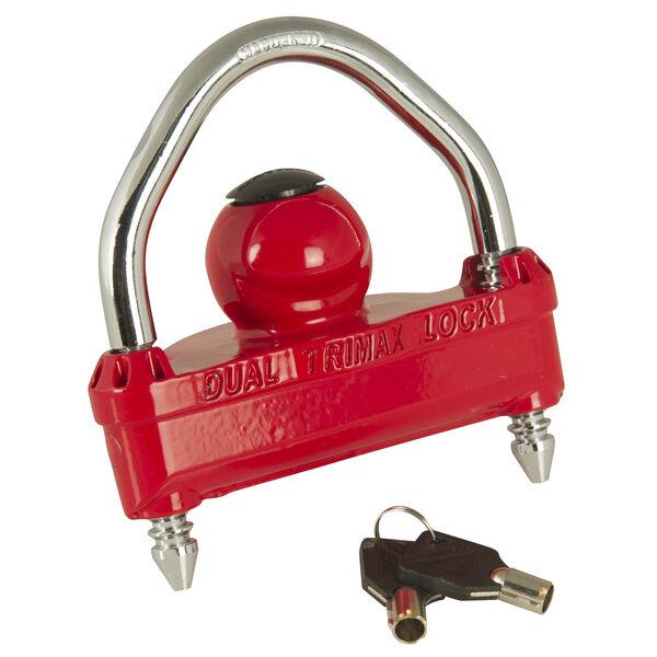 Trimax Umax 25 Dual-Locking Coupler Lock