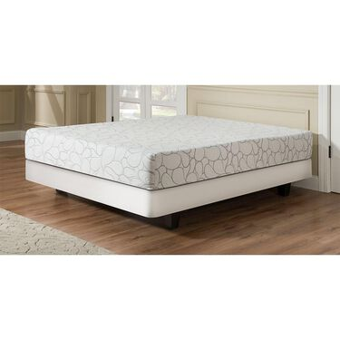 "8"" Bunk Memory Foam Mattress, 34"" x 74"""