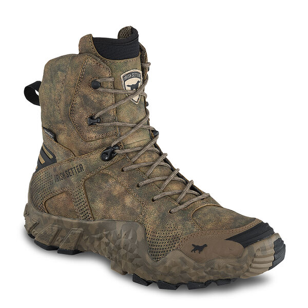 "Irish Setter Men's VaprTrek 8"" Waterproof Leather Boot"