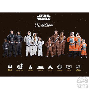 Star Wars by Selk'bag Adult Rebel Pilot, Small