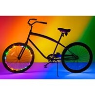 Wheel Brightz Rainbow Bicycle Light