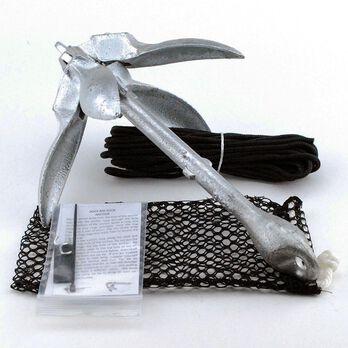 YAK Gear 3-lb. Grapnel Anchor Kit