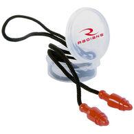 Radians Snug Plugs Reusable Hearing Protection, 1 Pair