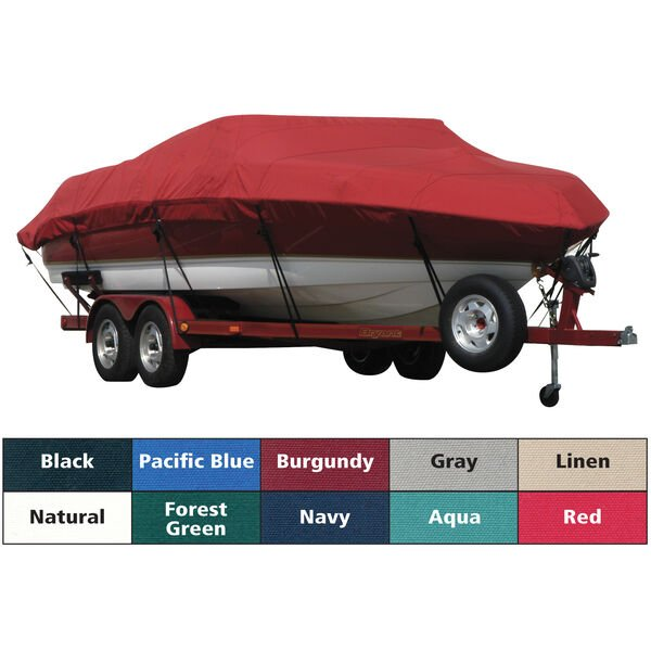 Exact Fit Sunbrella Boat Cover For Moomba Mobius V Doesn t Cover Platform