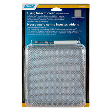 Camco Flying Insect RV Water Heater Screen