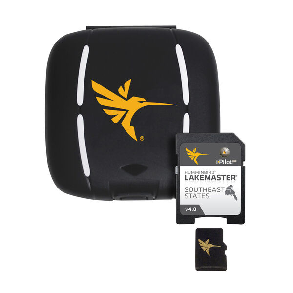 Humminbird LakeMaster Southeast States Micro Map Card With SD Adapter