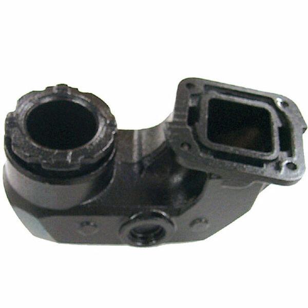 OMC 4-Cylinder Manifold Elbow