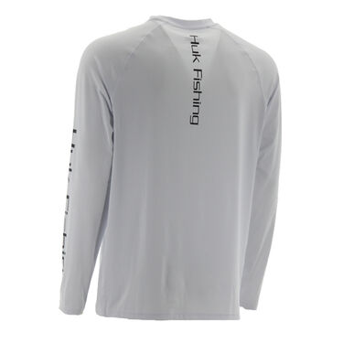 HUK Men's Pursuit Vented Long-Sleeve Tee