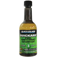Quicksilver Quickare Fuel Treatment, 12 oz.