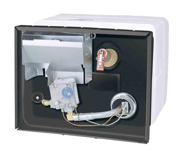 Atwood Water Heater - 6 gal LP with DSI