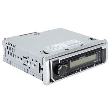 Kenwood Marine CD Receiver and Speakers