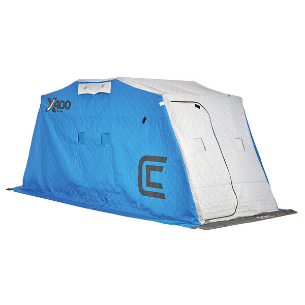 Clam X400 Thermal Fish Trap Ice Shelter