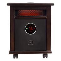 Heat Storm Logan Deluxe Portable Infrared Quartz Heater
