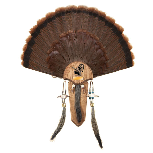 H.S. Strut Three-Beard Turkey Mounting Kit