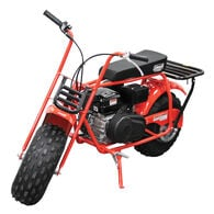 Coleman Trail200U Mini Bike, Red