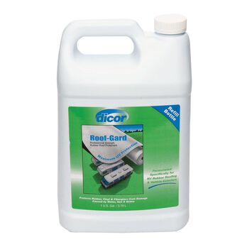 Dicor Roof Gard Rubber Roof Protectant Gallon Camping World
