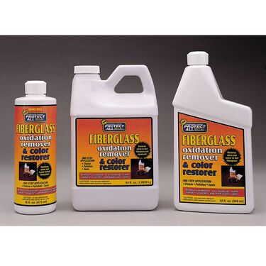 Protect All Fiberglass Oxidation Remover and Color Restorer, 16 oz.
