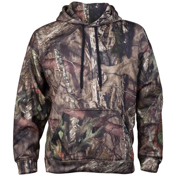 Gildan Men's Camo Pullover Hoodie - Mossy Oak Break-Up Country