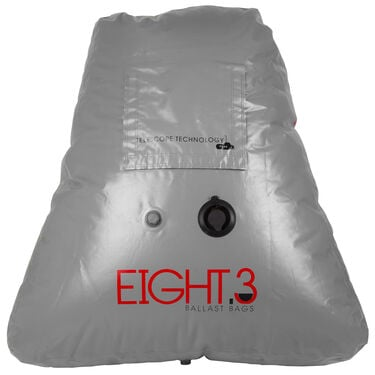 Ronix Eight.3 Telescope Pickle Fork Shape Ballast Bag, 950 lbs.