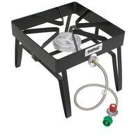 "Bayou Classic® Square Patio Stove 16""x16"", 10 psi"