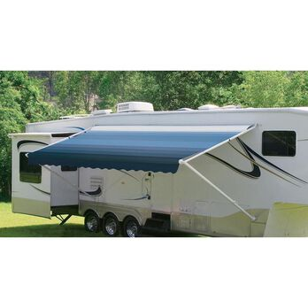 Dometic 9000 Patio Awning & Metal Weathershield