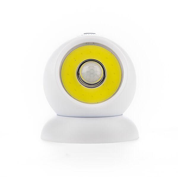 Lumore Portable 260-Lumen Motion-Sensor Area Light
