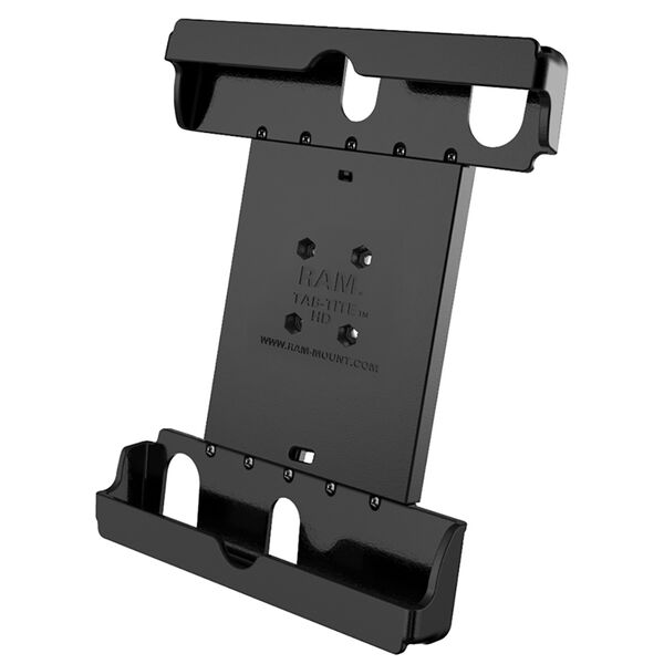 """RAM Mount Tab-Tite™ Cradle for the Apple iPad Air 1-2 & 9.7"""" Tablets w/Case, Skin or Sleeve"""