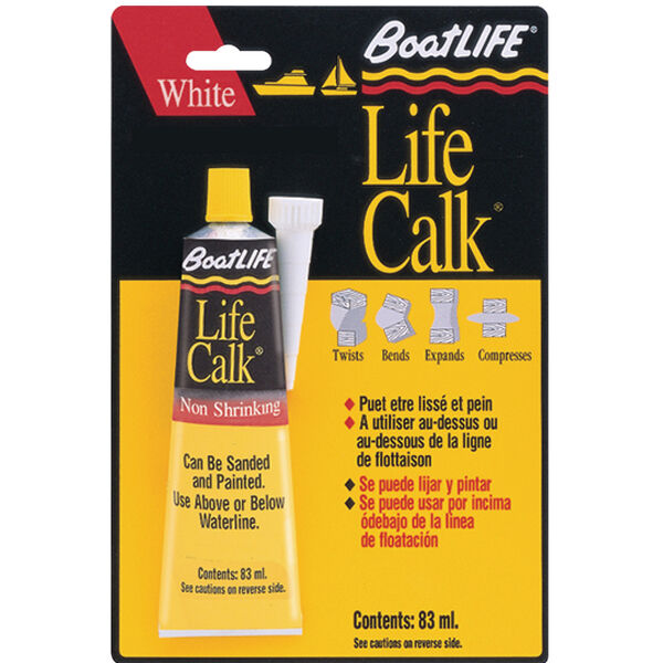 BoatLife Life-Calk Mahogany Sealant, 2.8 oz.