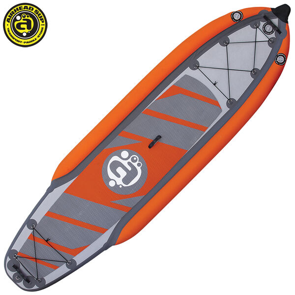 "Airhead 11'6"" Rapidz Inflatable Stand-Up Paddleboard"