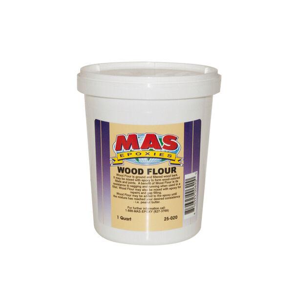 MAS Epoxies Wood Flour, Quart