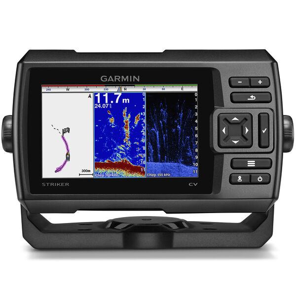 Garmin Striker 5cv CHIRP GPS Fishfinder