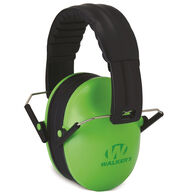 Walker's Baby & Kids' Folding Earmuff, Green