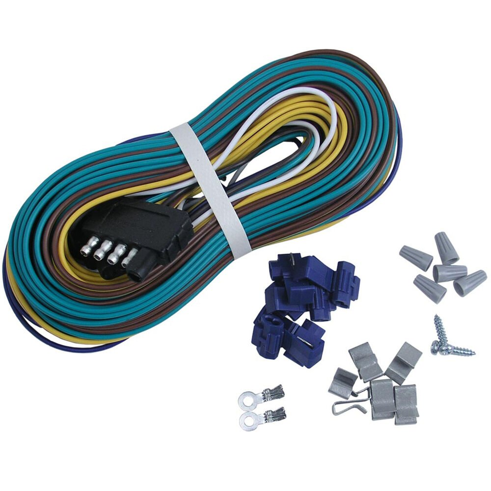 Optronics Trailer Wiring Harness With 5-Pin Plug on